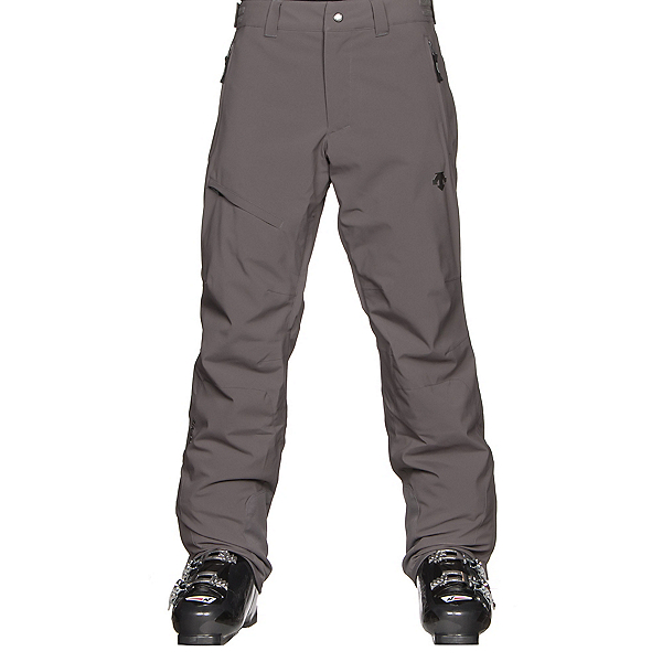 Descente Greyhawk Mens Ski Pants, Slate Gray, 600