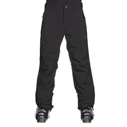 Descente Greyhawk Mens Ski Pants, Black, 256