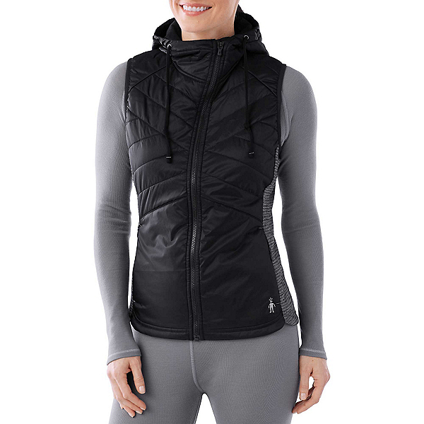 SmartWool Double Propulsion 60 Hooded Womens Vest, , 600