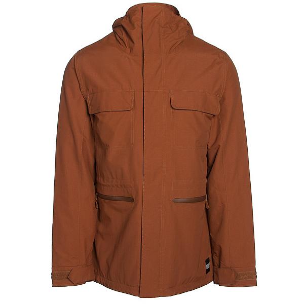 Burton Encore Mens Insulated Snowboard Jacket, True Penny, 600