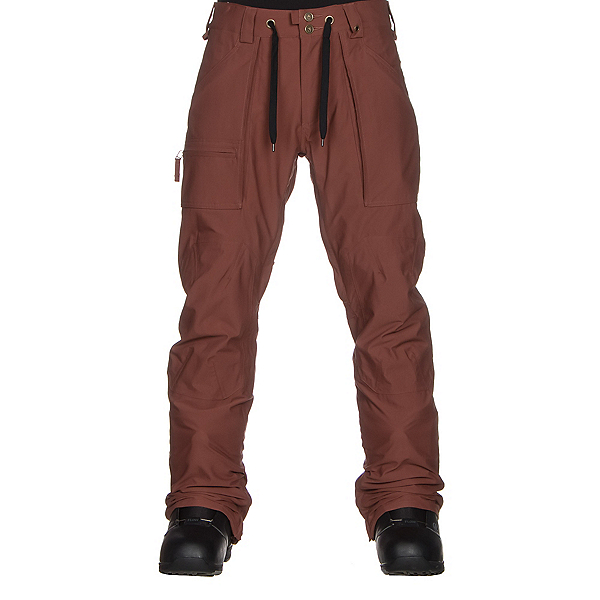 Burton Southside Mens Snowboard Pants, Matador, 600