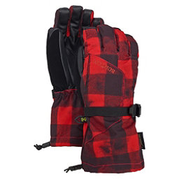Burton Gore-Tex Kids Gloves, Tie Dye Buffalo-True Black, 256