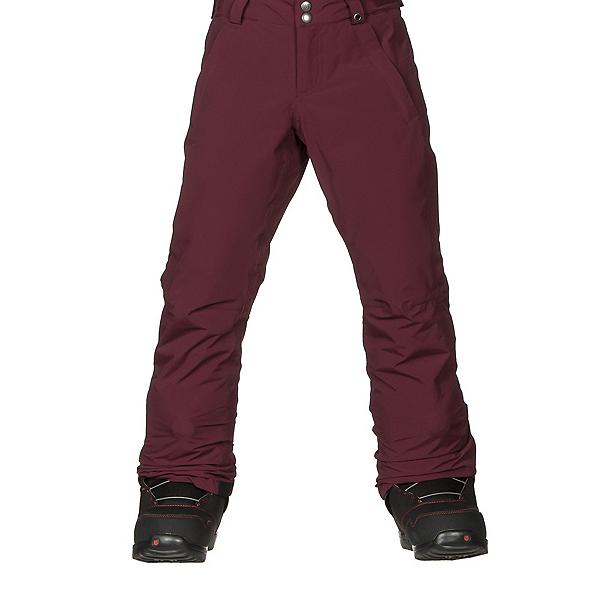 Burton Sweetart Girls Snowboard Pants, Sangria, 600