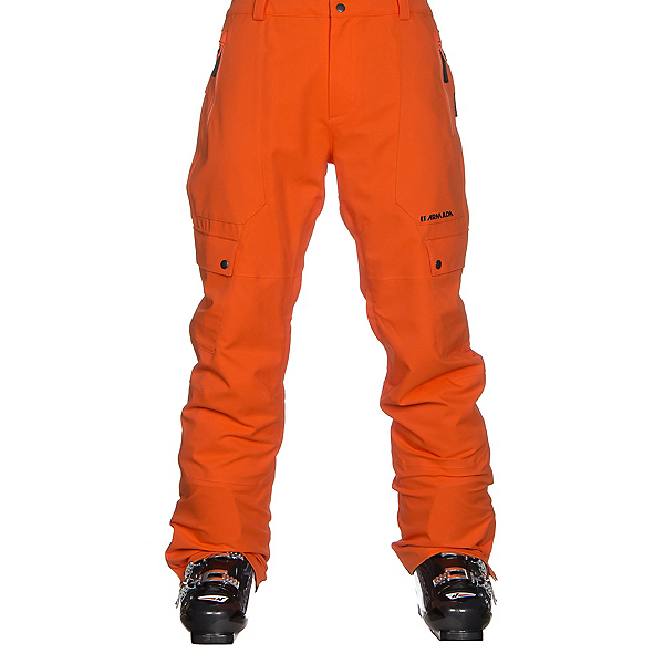 Armada Vision Pant Mens Ski Pants, October Orange, 600