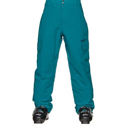 Armada Union Insulated Pant Mens Ski Pants, Tahiti Blue, 256