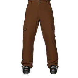 Armada Union Insulated Pant Mens Ski Pants, Brown, 256