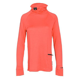Armada Hideout Womens Mid Layer, Coral, 256