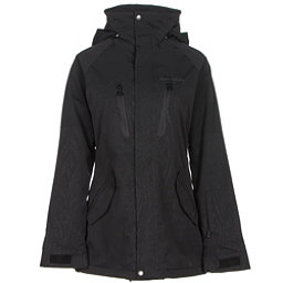 Armada Stadium Womens Insulated Ski Jacket, Blackwood, 256