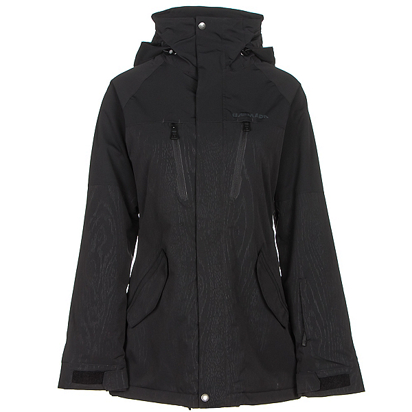 Armada Stadium Womens Insulated Ski Jacket, Blackwood, 600