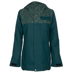 Armada Abbey Womens Insulated Ski Jacket, Lake, 256