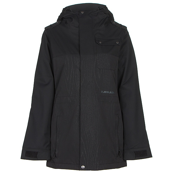 Armada Abbey Womens Insulated Ski Jacket, Black, 600