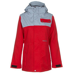 Armada Abbey Womens Insulated Ski Jacket, Red, 256