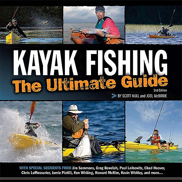 Liberty MTN Sports Kayak Fishing - The Ultimate Guide, , 600