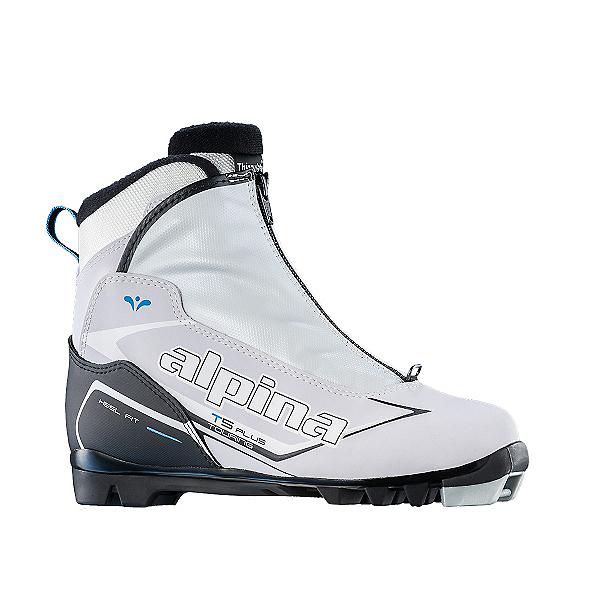 Alpina T 5 Eve Plus Womens NNN Cross Country Ski Boots, White, 600