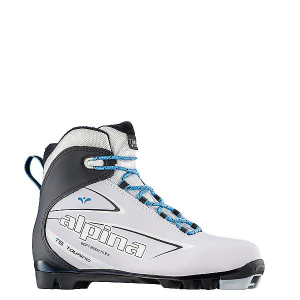 Alpina T 5 Eve Womens NNN Cross Country Ski Boots, White, 600