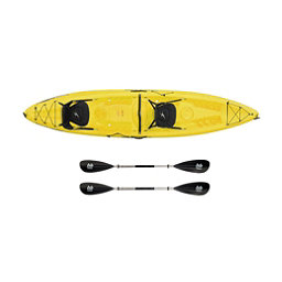 Ocean Kayak Malibu 2XL Tandem Kayak Yellow - Sport Package, , 256