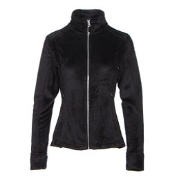 Obermeyer Tess Fleece Womens Jacket, Black, 256