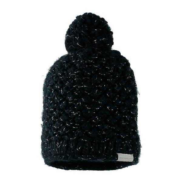 Obermeyer Sunday Knit Womens Hat, Black, 600