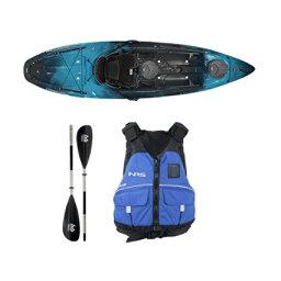 Wilderness Systems Tarpon 100 Midnight Kayak - Deluxe Package, , 256