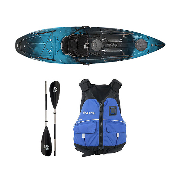 Wilderness Systems Tarpon 100 Midnight Kayak - Deluxe Package, , 600