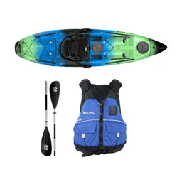 Wilderness Systems Tarpon 100 Galaxy Kayak - Deluxe Package, , 256