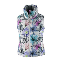 Obermeyer Dawn Insulator Womens Vest, X Ray Floral, 256