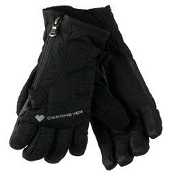 Obermeyer Alpine Womens Gloves, Black, 256