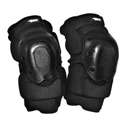 Atom Skates Elite Knee Pads, Black, 256