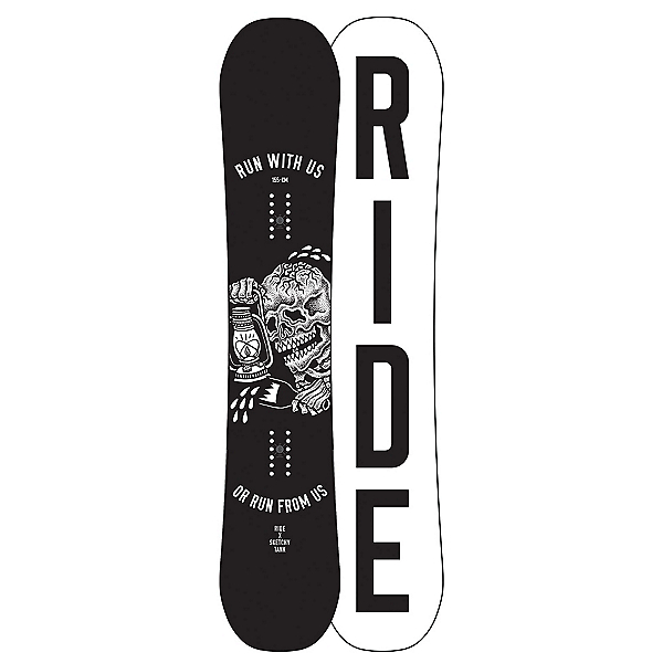 Ride Burnout Snowboard, , 600