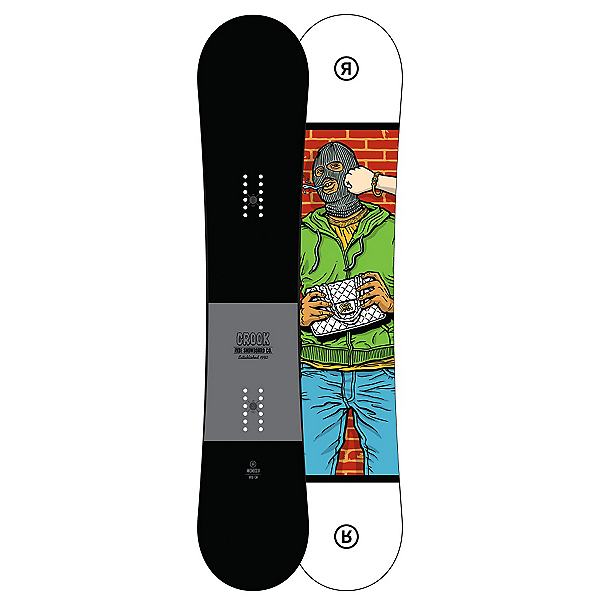 Ride Crook Snowboard, , 600