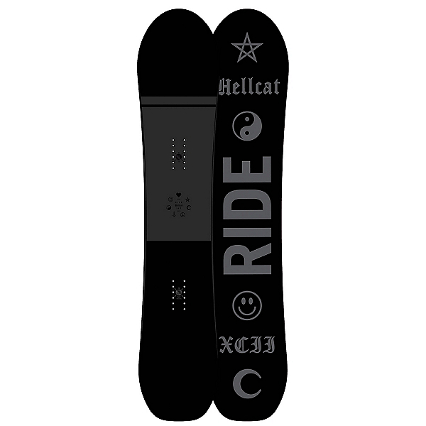 Ride Hellcat Womens Snowboard, , 600