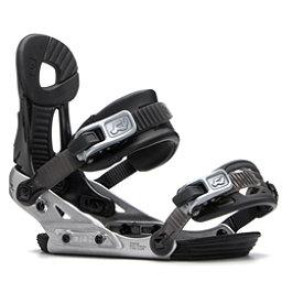 Ride Phenom Kids Snowboard Bindings, Black, 256
