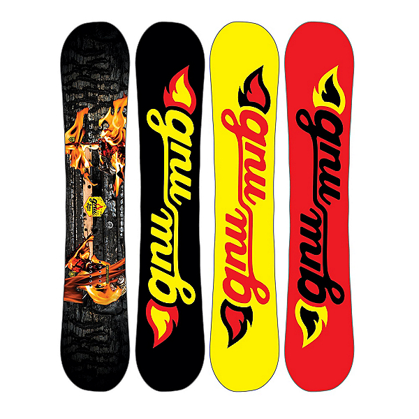 Gnu Riders Choice Asym C2 BTX Wide Snowboard 2017, , 600