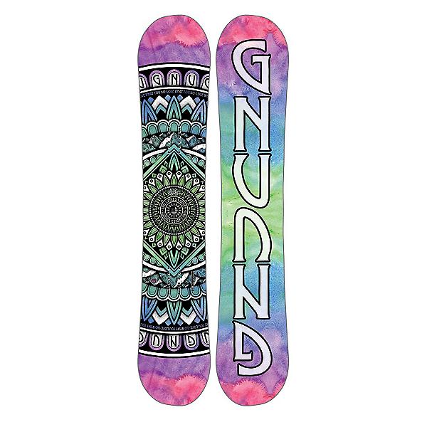 Gnu Ladies Choice C2 BTX Womens Snowboard, , 600