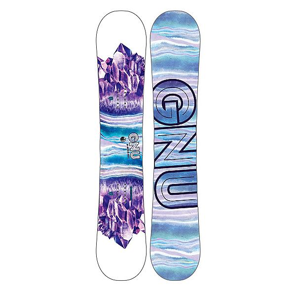 Gnu B-Nice Asym BTX Womens Snowboard, , 600