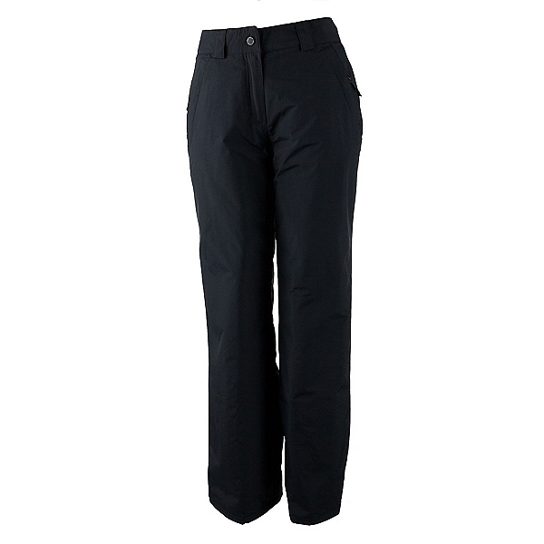 Obermeyer Keystone Short Womens Ski Pants, Black, 600
