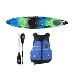 Wilderness Systems Tarpon 120 Galaxy Kayak - Deluxe Package, , 256