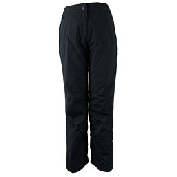 Obermeyer Sugarbush Stretch Long Womens Ski Pants, Black, 256