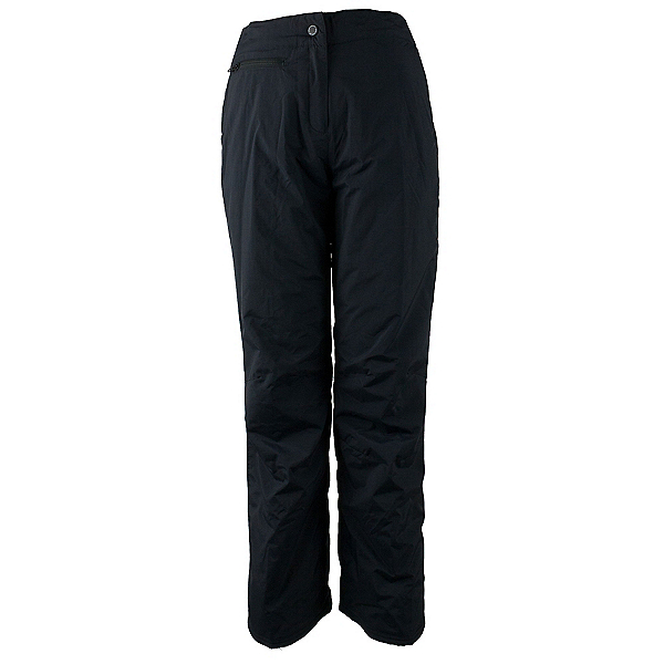 Obermeyer Sugarbush Stretch Long Womens Ski Pants, Black, 600