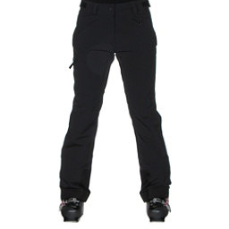 Obermeyer Alpinista Stretch Short Womens Ski Pants, Black, 256