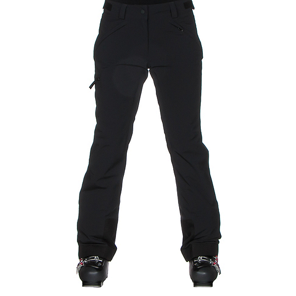 Obermeyer Alpinista Womens Ski Pants, Black, 600