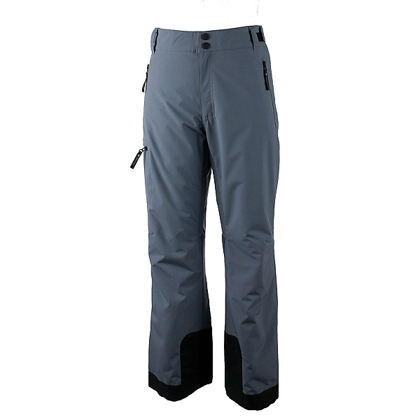 Obermeyer Alpinist Stretch Mens Ski Pants, Ebony, 600