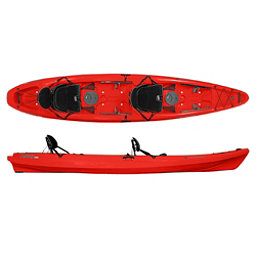 Wilderness Systems Tarpon 135 Tandem Kayak 2018, Red, 256