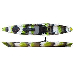 Feelfree Moken 14 Kayak 2017, Lime Camo, 256