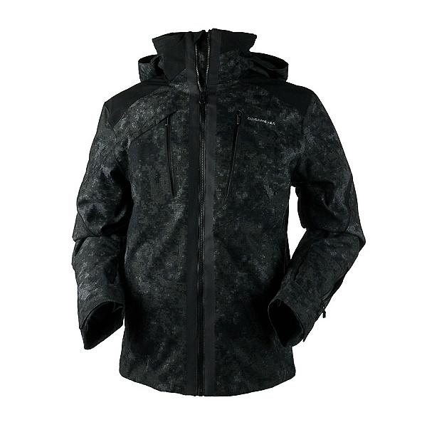 Obermeyer Proton Mens Insulated Ski Jacket, Camo, 600