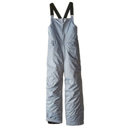 686 Cornice Insulated Bib Kids Snowboard Pants, Grey, 256
