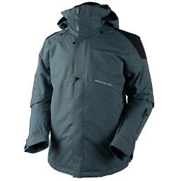 Obermeyer Foundation Tall Mens Insulated Ski Jacket, Graphite, 256