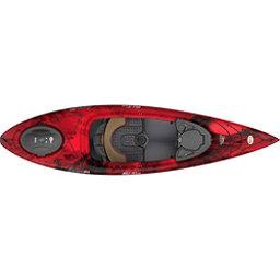 Old Town Loon 106 Kayak 2017, Black Cherry, 256