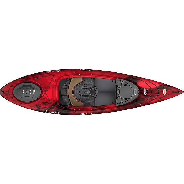 Old Town Loon 106 Kayak 2017, Black Cherry, 600