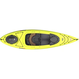 Old Town Loon 106 Kayak 2017, Lemongrass, 256